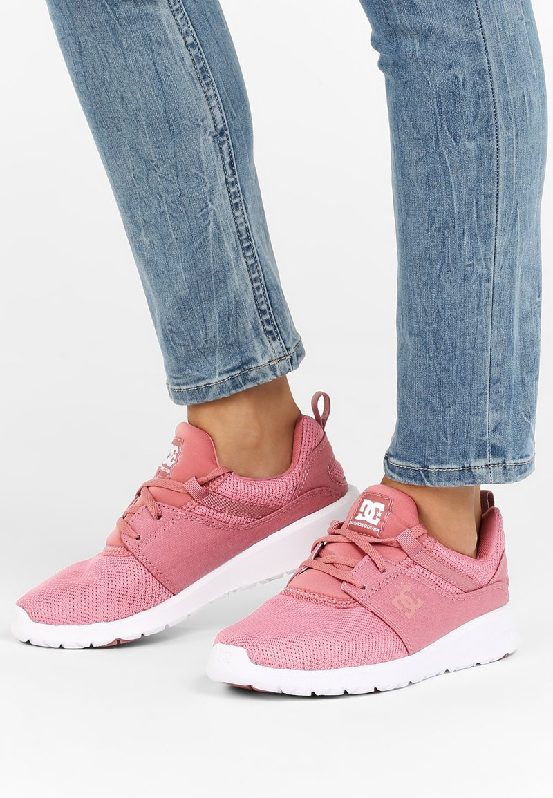 DC Shoes - Sneakers laag - rose