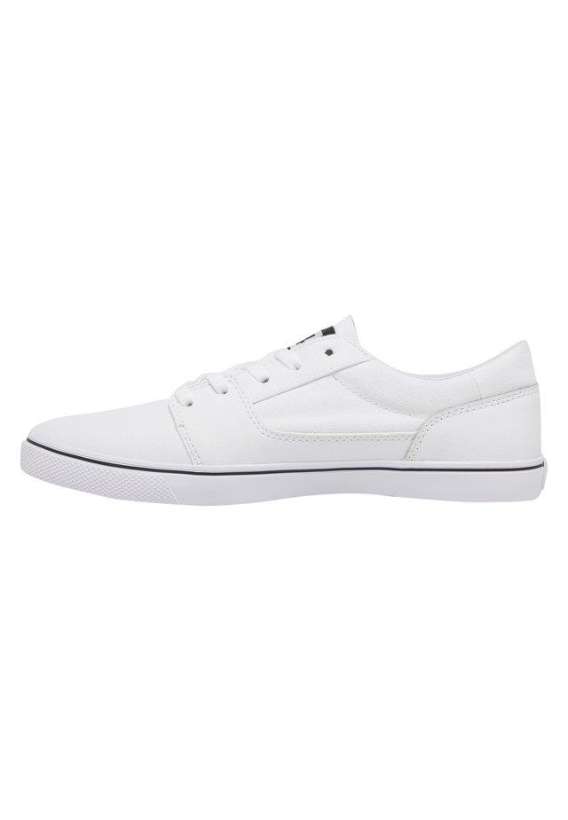 DC SHOES™ TONIK W - SCHUHE FÜR FRAUEN ADJS300043 - Sneaker low - white/white