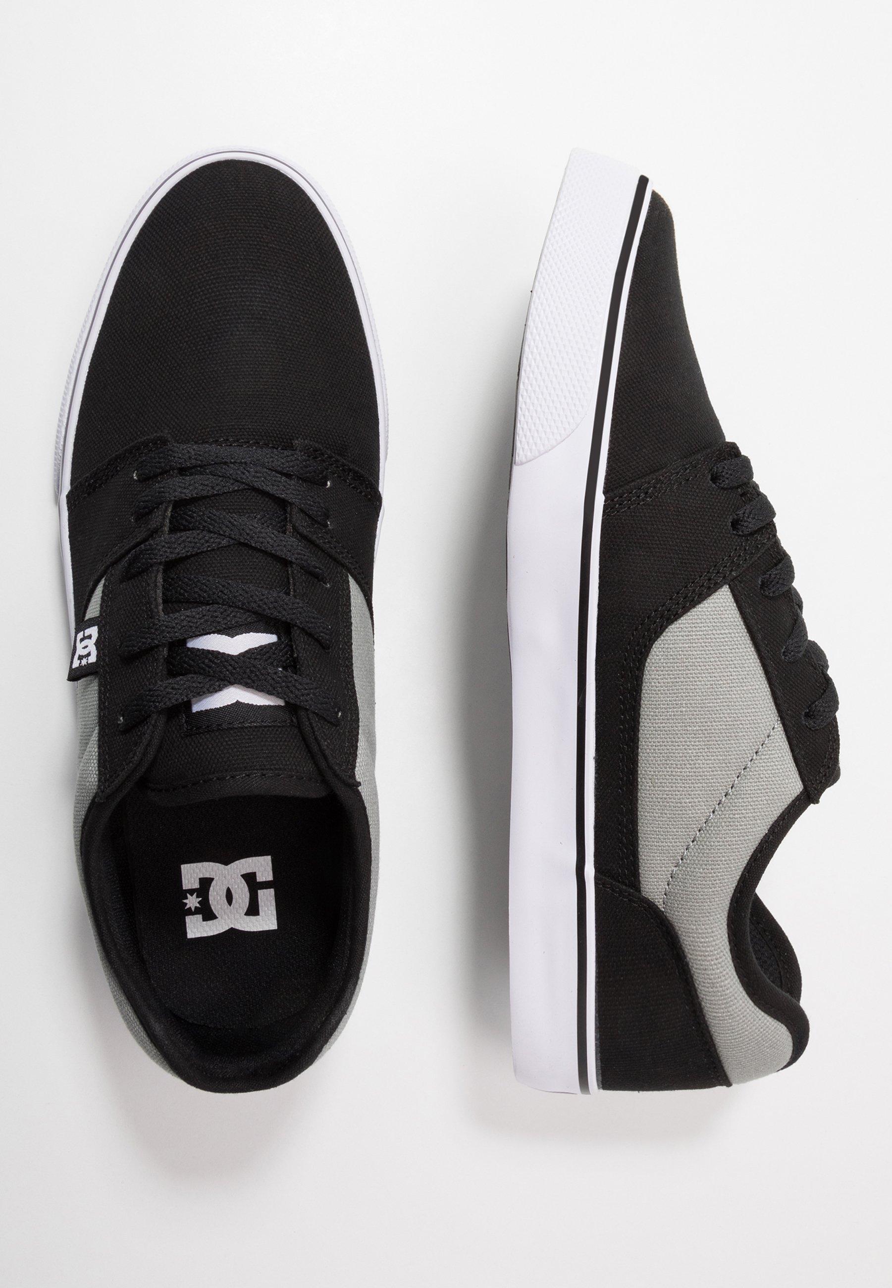 Dc Shoes Tonik - Skatesko Black/grey/white