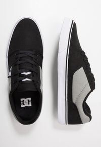 DC Shoes - TONIK - Zapatillas skate - black/grey/white