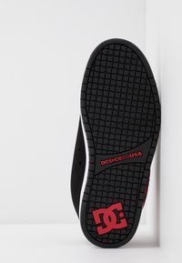 DC Shoes - COURT GRAFFIK SE - Zapatillas skate - black/red - 4
