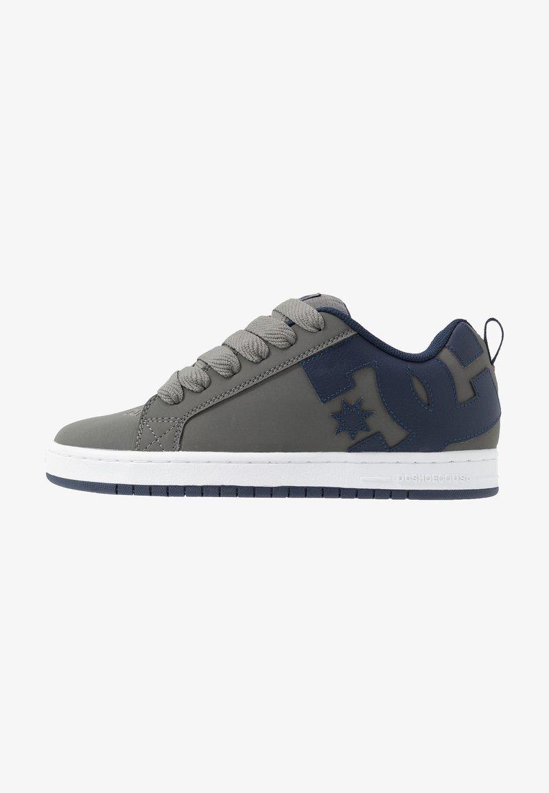 DC Shoes - COURT GRAFFIK - Skatesko - grey