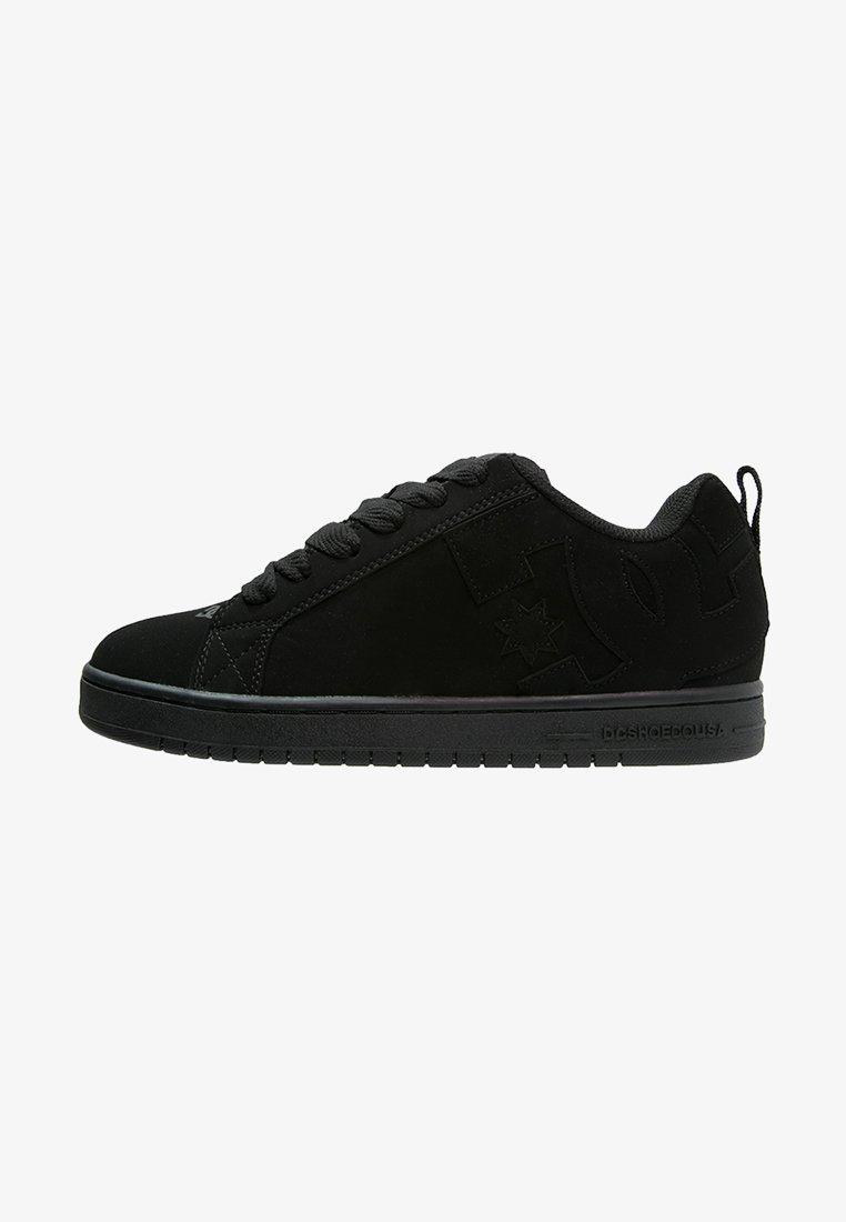 DC Shoes - COURT GRAFFIK - Skate shoes - black