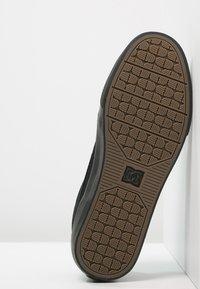 DC Shoes - TONIK - Sneakersy niskie - black - 4
