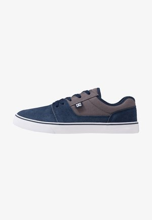 TONIK - Sneakers basse - navy/orange