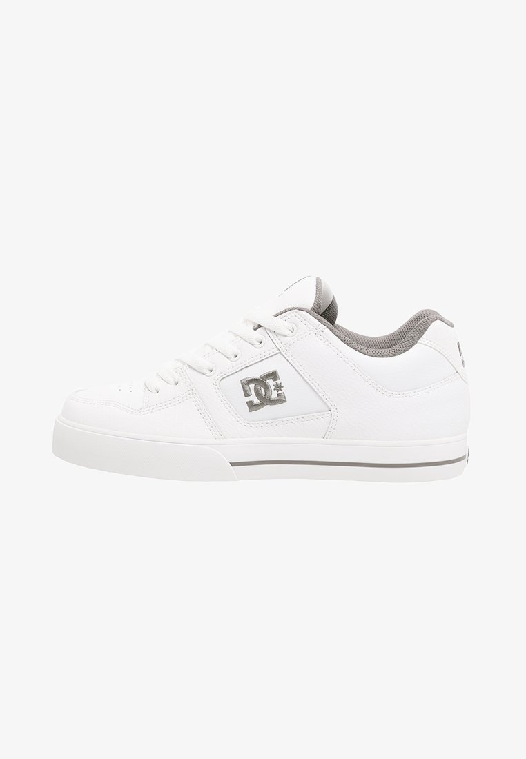 DC Shoes - PURE - Chaussures de skate - white
