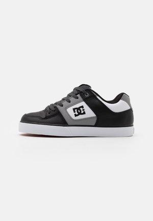 PURE - Zapatillas skate - white/grey/black