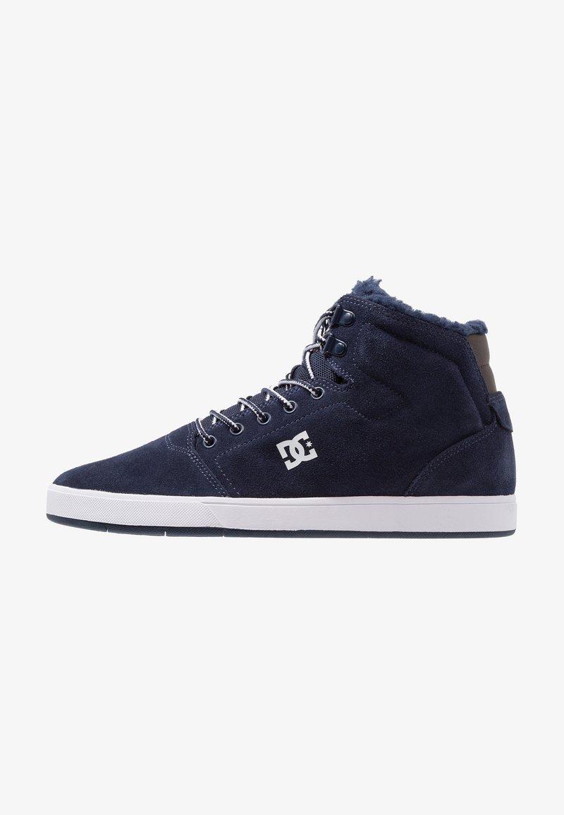 DC Shoes - CRISIS - Skateskor - navy/khaki