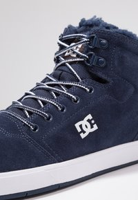 DC Shoes - CRISIS - Skateskor - navy/khaki - 5