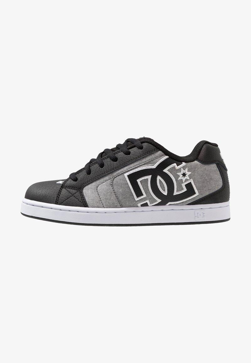 DC Shoes - NET SE - Skateskor - black/white