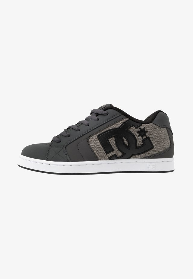 NET SE - Zapatillas skate - black/white