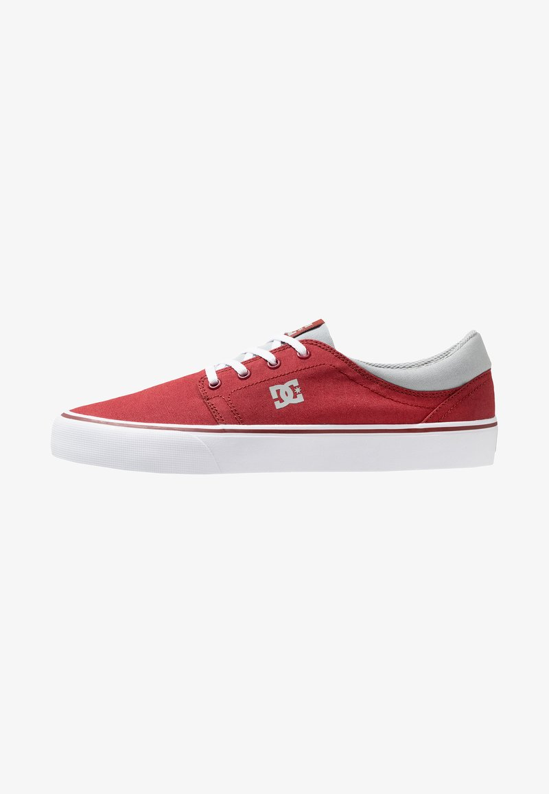 DC Shoes - TRASE - Sneakers - dark red