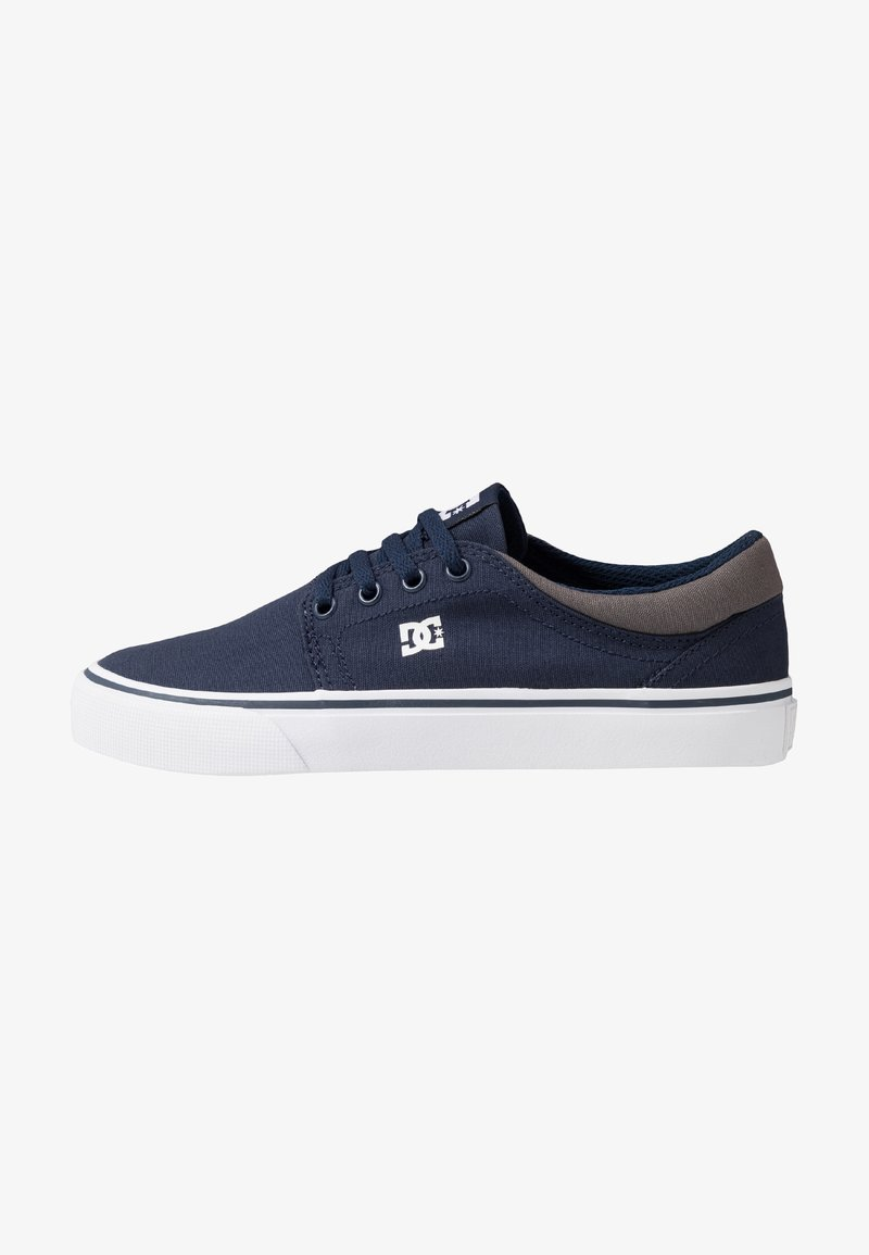 DC Shoes - TRASE - Sneakers - navy/white
