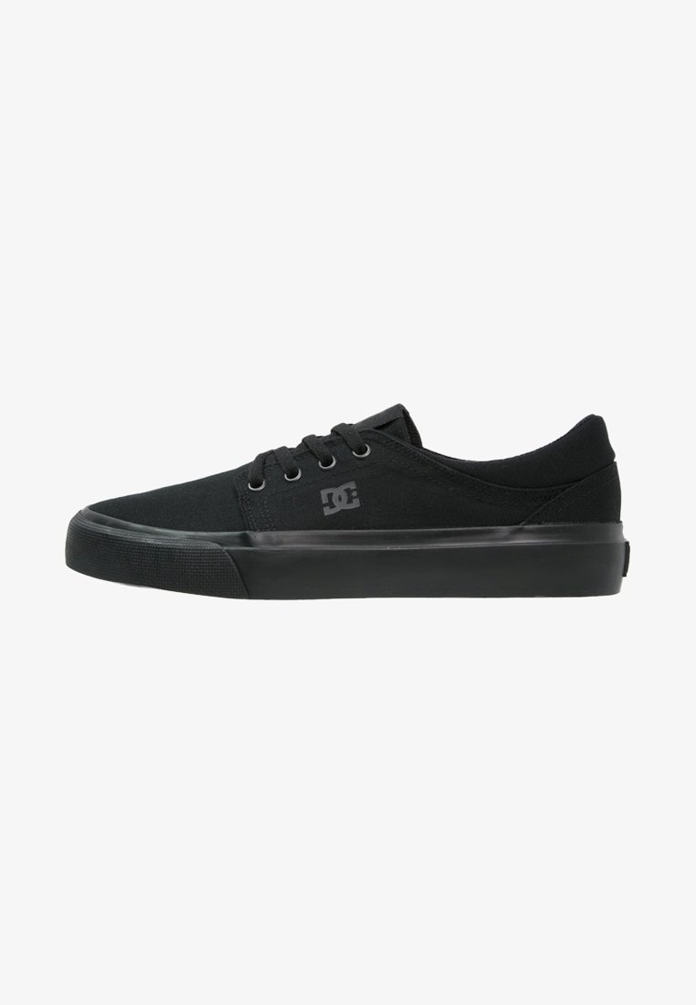 DC Shoes - TRASE - Obuwie deskorolkowe - black