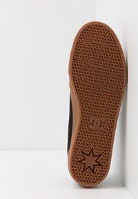 DC Shoes - TRASE - Zapatillas skate - black - 4