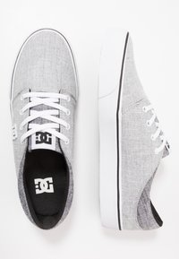 DC Shoes - TRASE SE - Joggesko - heather armor - 1