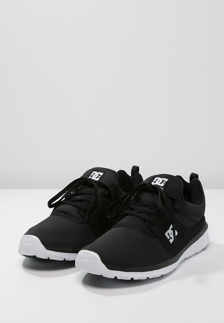 Dc Shoes Heathrow - Sneaker Low Black/white Black Friday