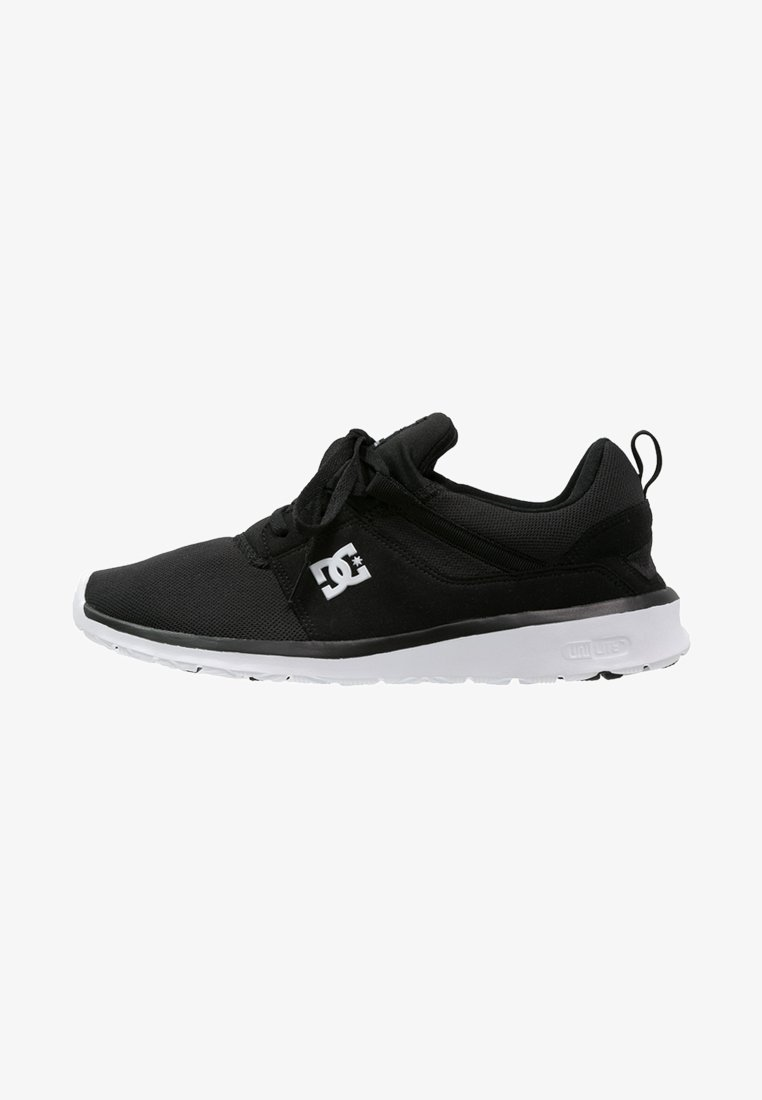 DC Shoes - HEATHROW - Trainers - black/white