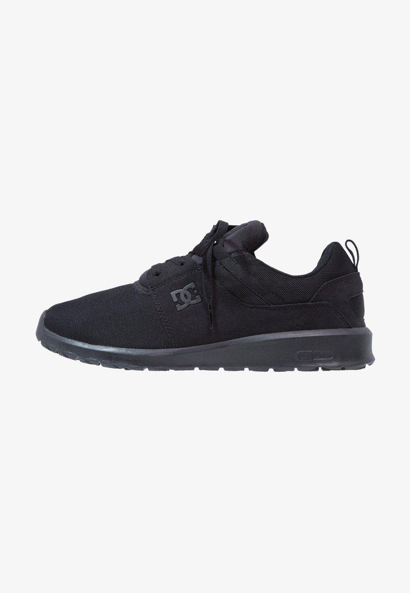 DC Shoes - HEATHROW - Sneaker low - black