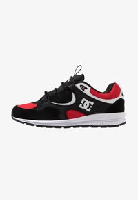 black/athletic red/white