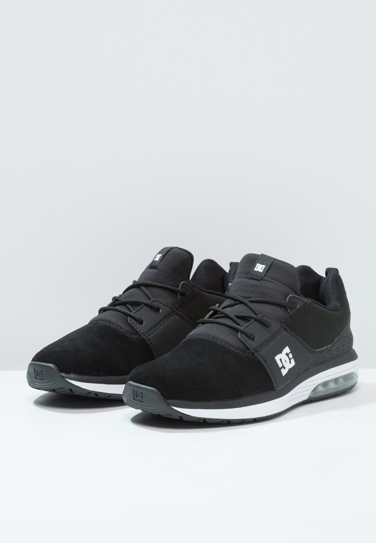 Dc Shoes Heathrow - Sneaker Low Charcoal/grey Black Friday