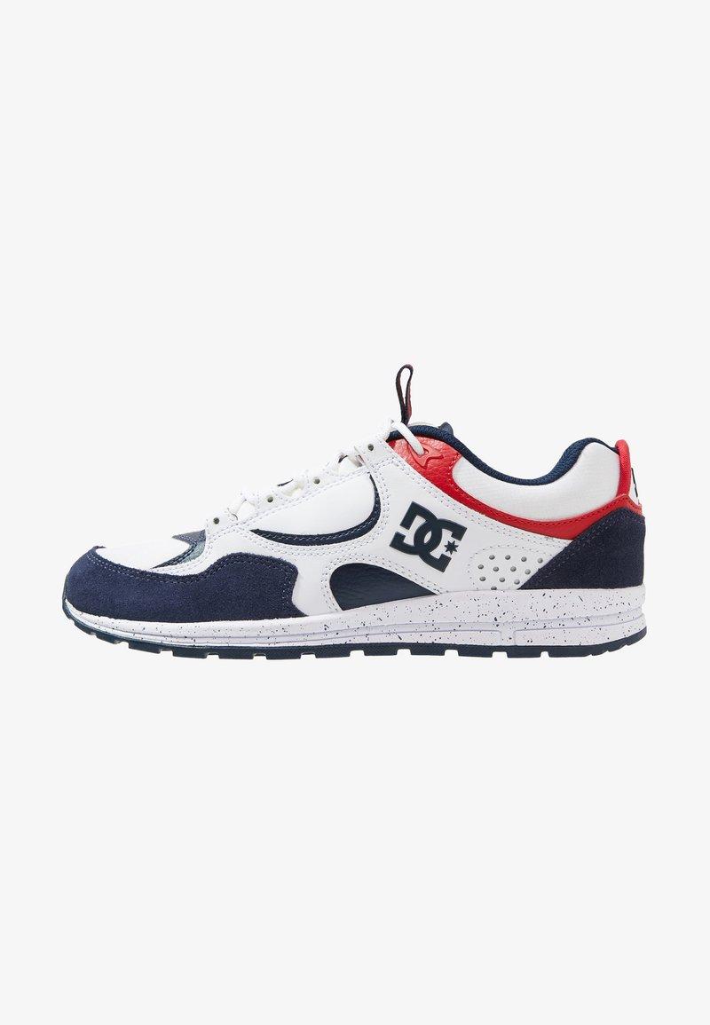 DC Shoes - KALIS LITE SE - Zapatillas skate - white/red/blue