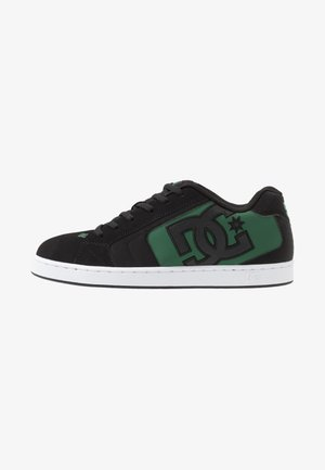 NET - Skateschoenen - black/green