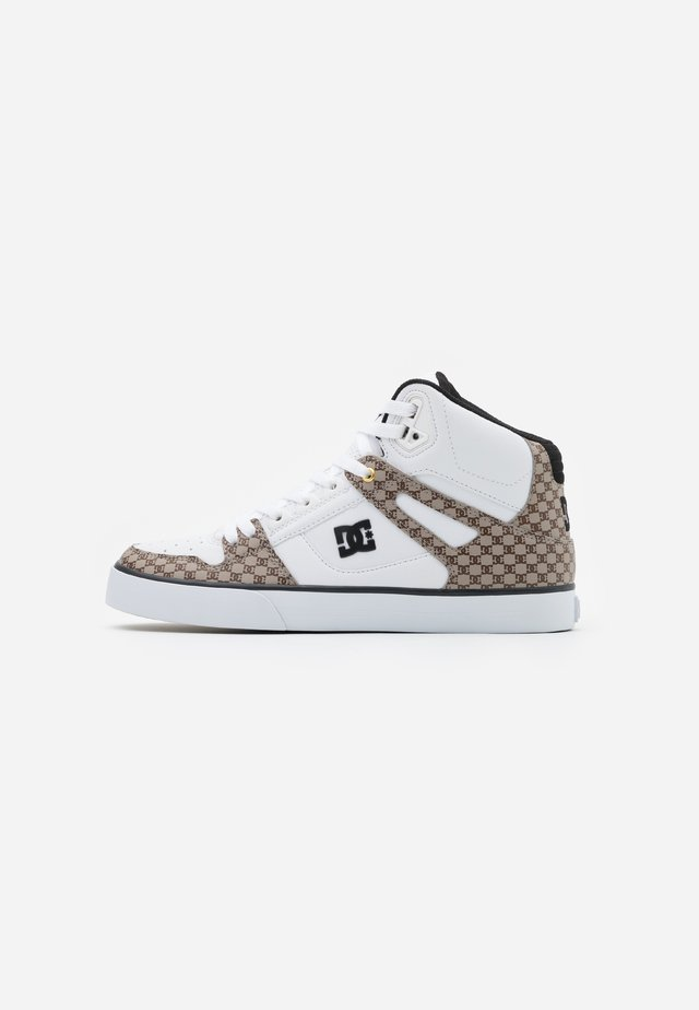 PURE - Skateskor - black/white
