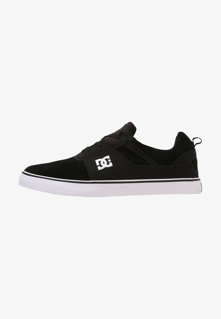 DC Shoes - HEATHROW  - Sneaker low - black/white