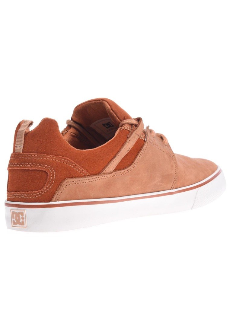 Dc Shoes Heathrow V Lx - Chaussures De Skate Brown