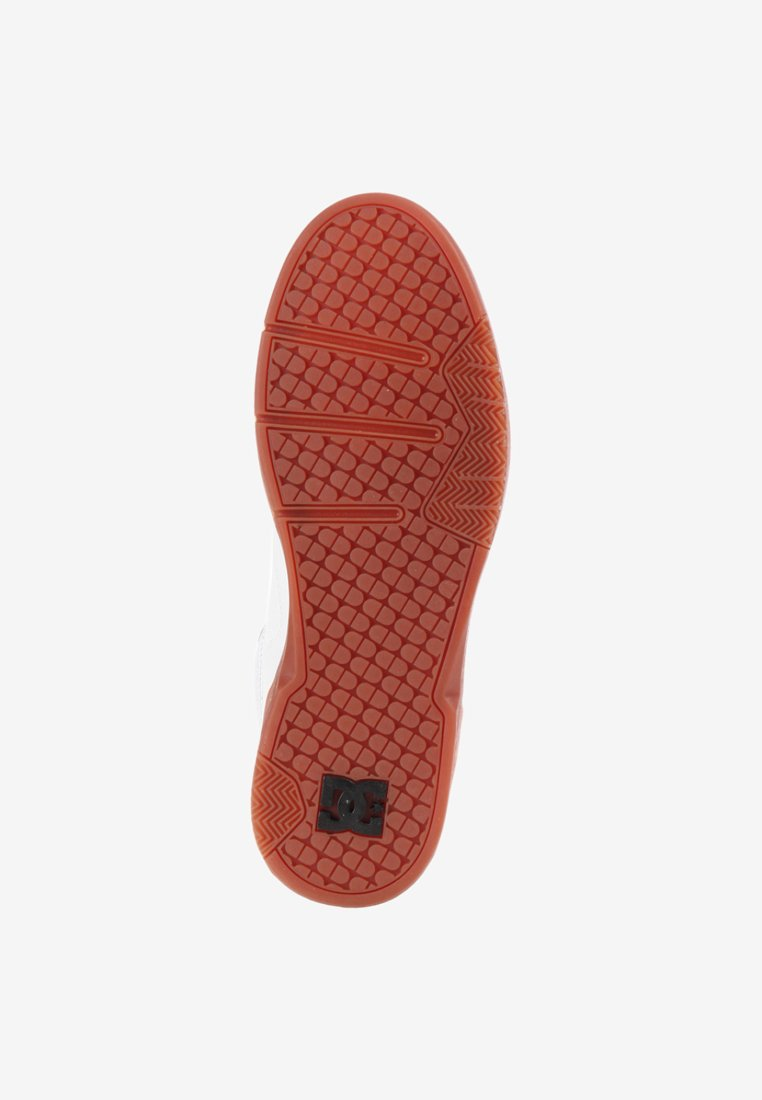 Dc Shoes Baskets Basses - White