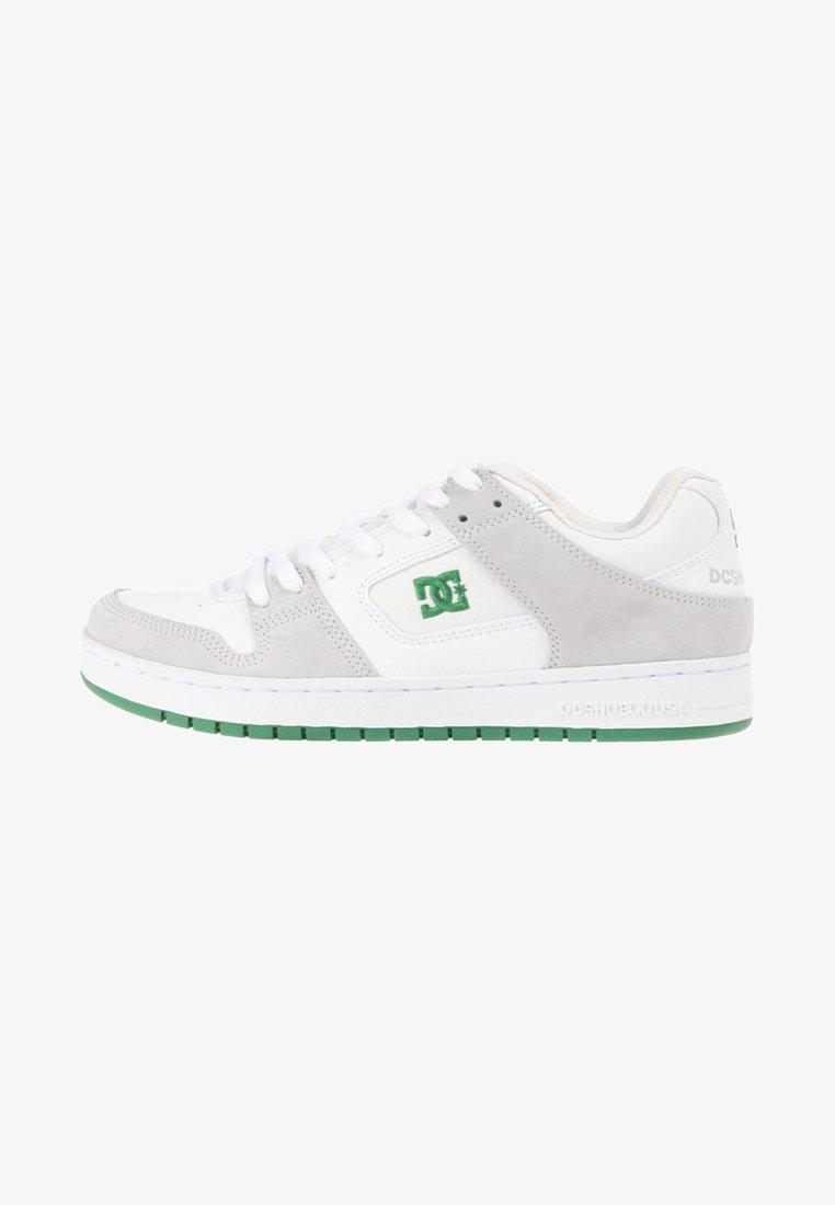 DC Shoes - Sneaker low - white