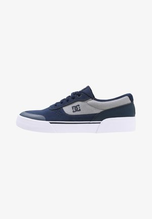 Baskets basses - navy/gray