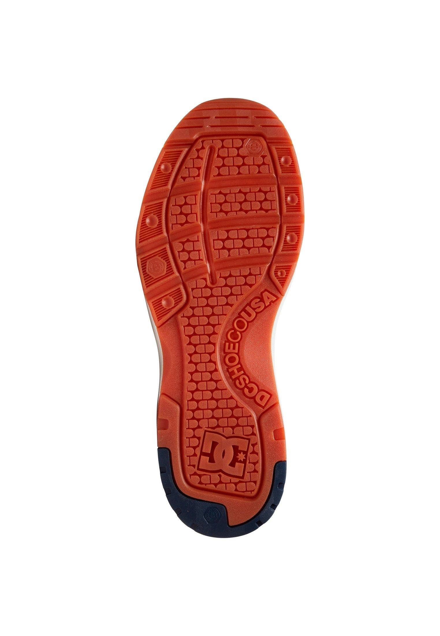 E.TRIBEKA Chaussures de skate greygum