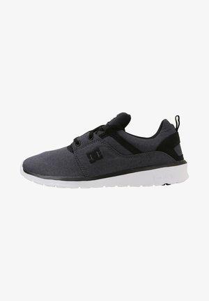 HEATHROW - Sneakers laag - black/armor