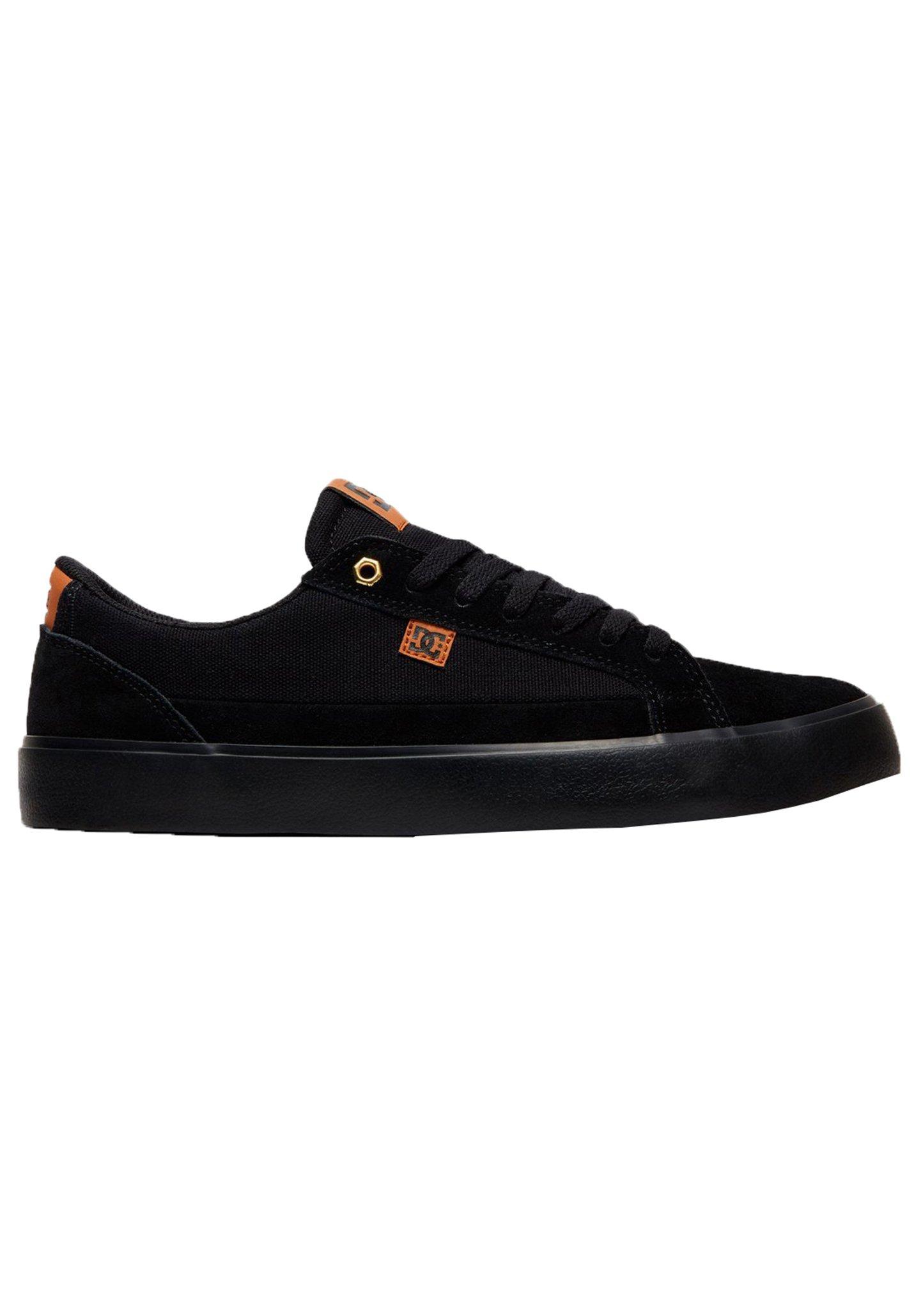 Dc Shoes Baskets Basses - Black