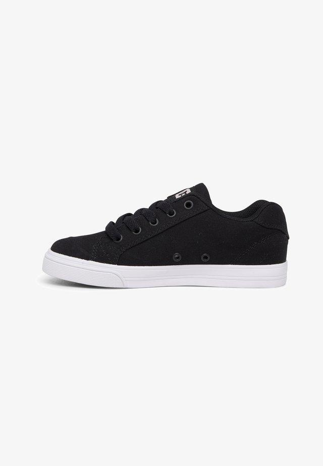 Sneaker low - black/pink