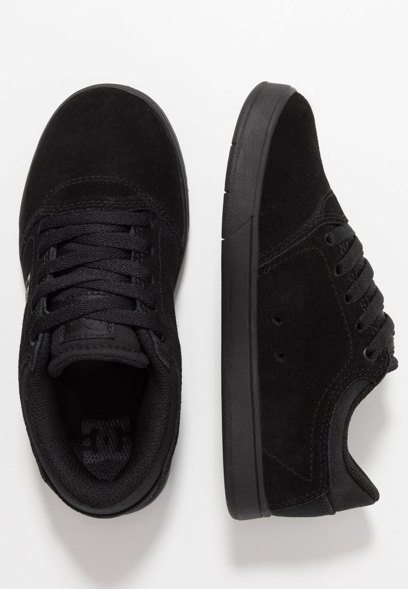DC Shoes - CRISIS - Sneakers basse - black