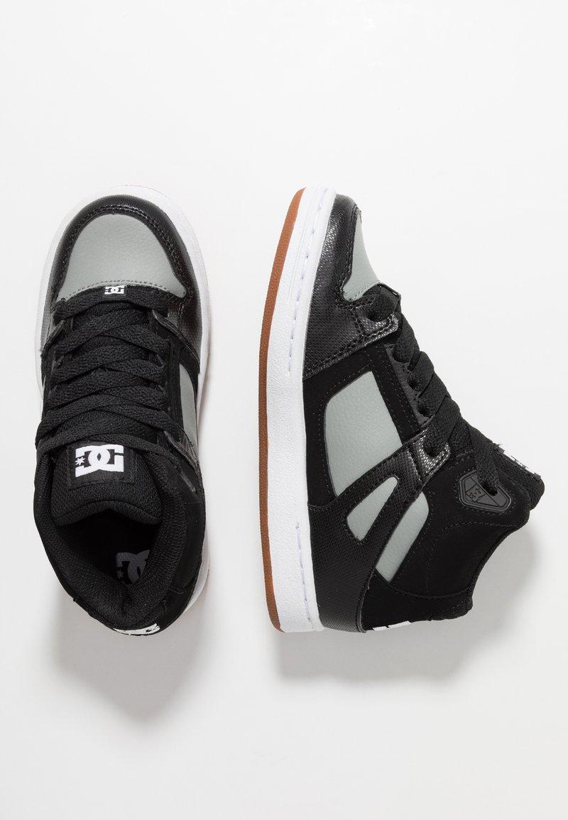 DC Shoes - PURE - Zapatillas skate - black/grey