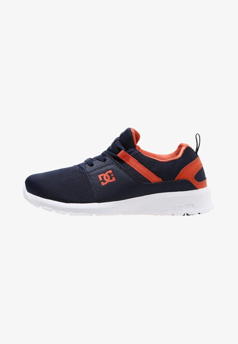 DC Shoes - HEATHROW - Baskets basses - indigo