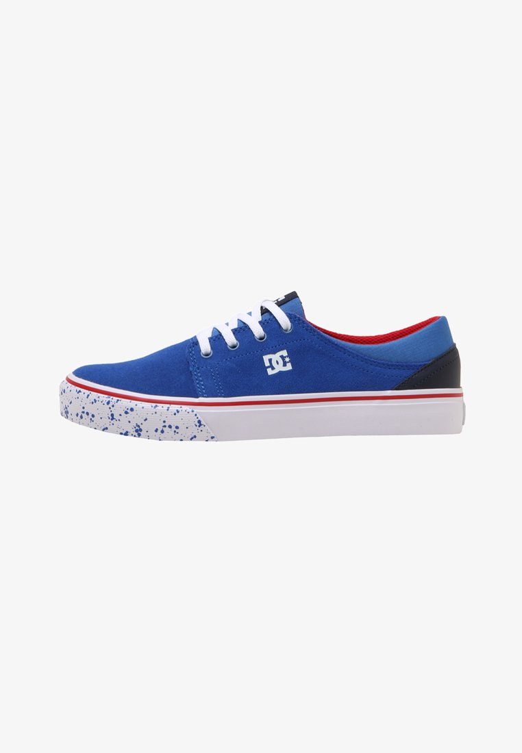 DC Shoes - Baskets basses - navy/red