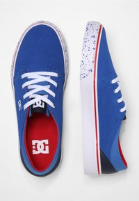 DC Shoes - Baskets basses - navy/red - 1