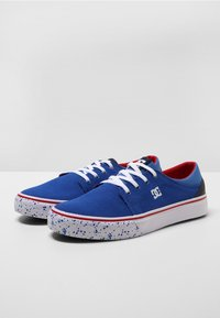 DC Shoes - Baskets basses - navy/red - 2