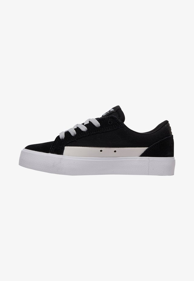 Sneakers laag - black/grey/white
