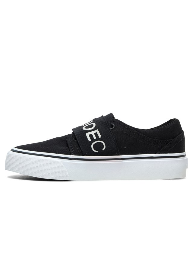 DC SHOES™ TRASE TX - SCHUHE FÜR KINDER ADBS300352 - Slipper - black/white