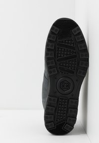 DC Shoes - WOODLAND - Zapatillas altas - grey/black - 4