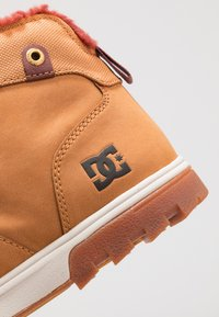 DC Shoes - WOODLAND - Höga sneakers - brown - 5