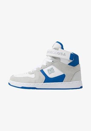 PENSFORD - Skateschoenen - white/grey/blue