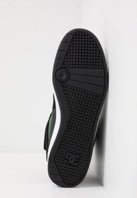 DC Shoes - PENSFORD UNISEX - Zapatillas skate - green/black - 4