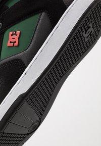 DC Shoes - PENSFORD UNISEX - Zapatillas skate - green/black - 5